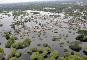 Inundaciones en Bohorquez, Atlantico. Revista Semana
