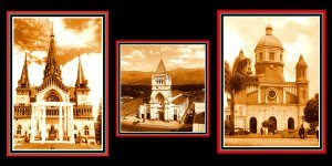 5 - catedrales de las  capitales cafeteras
