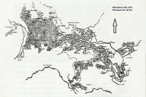 6 manizales mapa  1970- planoteca un