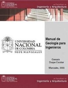 Libro Manual de Geologia