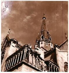 catedral manizales - sismo 1962