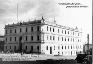 gobernacion de caldas 1930 centro de historia