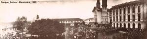 1 Parque_Bolivar- Manizales_1923
