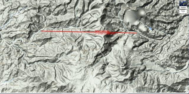 Tunel Cumanday Norte Cerro Bravo