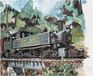 Ferrocarriles Cafeteros Revista Credencial