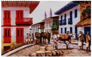 Manizales años 20 - Luis Guillermo Vallejo