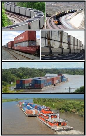 Ferrocarriles e Hidrovias para Colombia