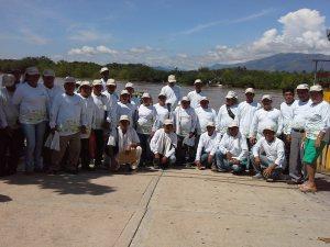 Pescadores del Magdalena Centro