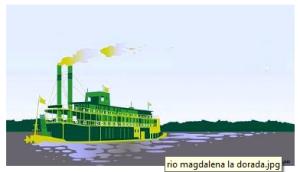 4 Vapor por el Magdalena