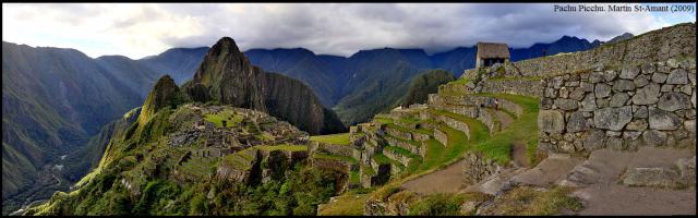 Machu.Picchu for Martin St-Amant (2009)