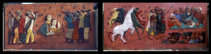 Murales de la Independencia - Guillermo Botero