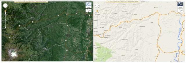 Via al magdalena por Fresno y sector Cambao Líbano Murillo Letras