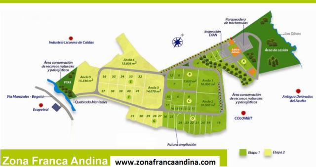 Zona Franca Andina