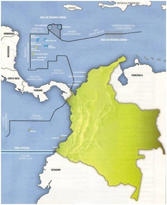 1 Fronteras de Colombia