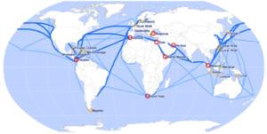 13b rutas maritimas