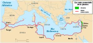 4b rutas fenicias