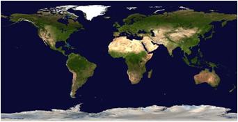 9b planeta tierra - espacios verdes aridos y de hielo