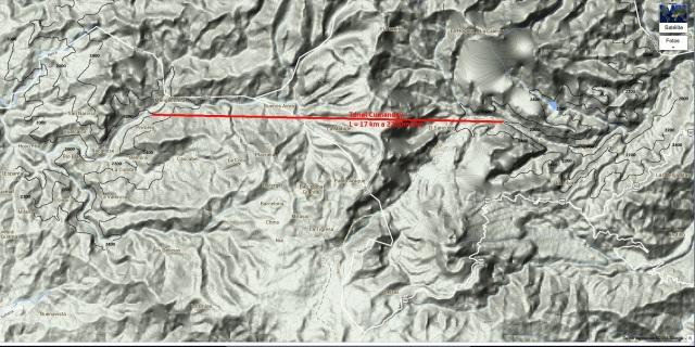9b Tunel Cumanday a 2200 msnm