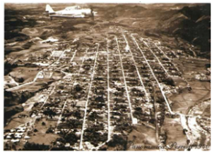 13 vista aérea de pereira en los años 40