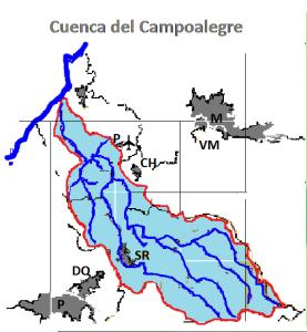 4 cuenca rio campoalegre