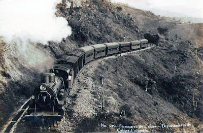 Caldas Ferrocarril Colombia