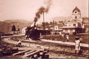 Ferrocarril de Caldas 1930. Centro de Historia de Manizales