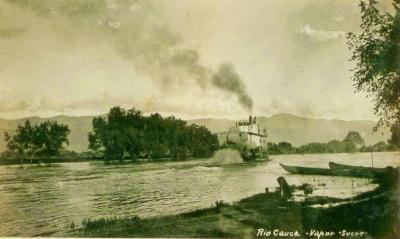 Rio Cauca Vapor Sucre, en lo-generalidades.blogspot.com