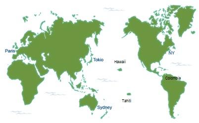 Aeropuertos de hawaii y taithi la ruta desde aerocaf para el asia aeropuertos de hawaii y taithi la ruta desde aerocaf para el asia gumiabroncs Choice Image