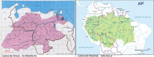 Amazonas - Orinoco