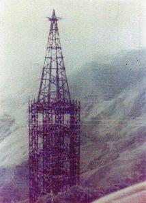 torre nro 20 -herveo tolima -cable aereo manizales mariquita