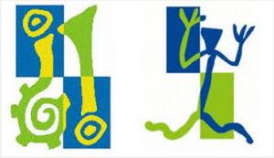 05-3 Samoga Logo y Mascota