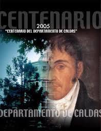 05-7 Centenario del Departamento de Caldas 1905-2005