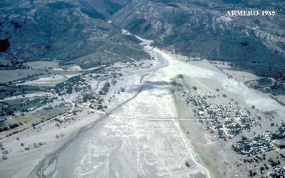 armero tolima y el lahar del 13 de noviembre de 1985