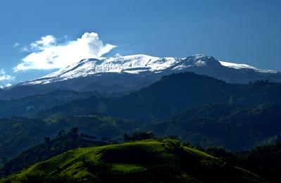 volcan nevado del ruiz