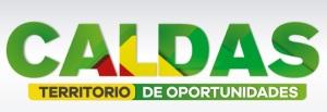 Caldas Territorio de oportunidades - Logo