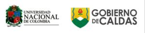 Logo UN - Gobernacion de Caldas