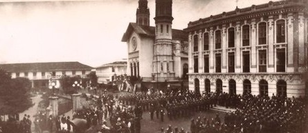 10 Parque_Bolivar- Manizales_1923