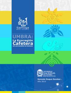 7 libro Umbra Samoga U.N. Ecorregion Cafetera