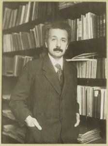 Albert Einstein -1916- hpd.de