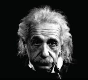 Einstein en 1947