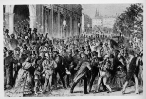 El Panico de 1873 crash originado en Viena