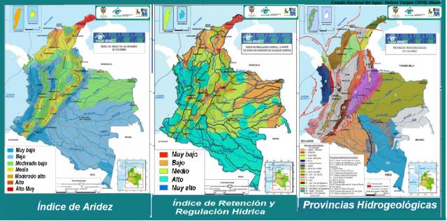 Estudio Nacional del Agua. IDEAM 2010