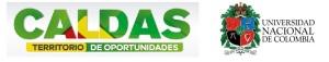 Caldas Territorio de Oportunidades Y U.N. de Colombia